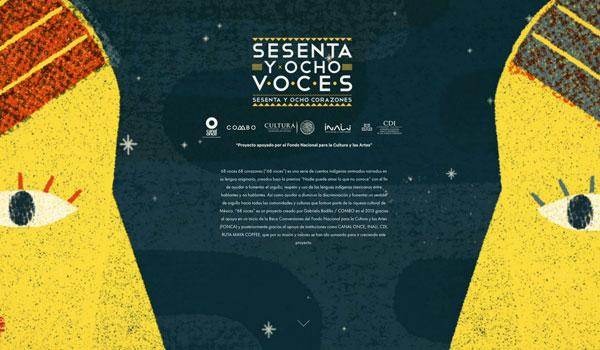 68 voces