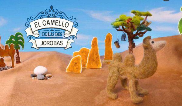 El camello de las dos jorobas