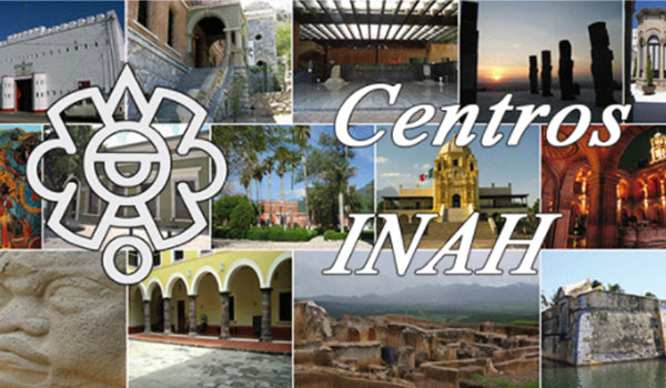 Centros INAH