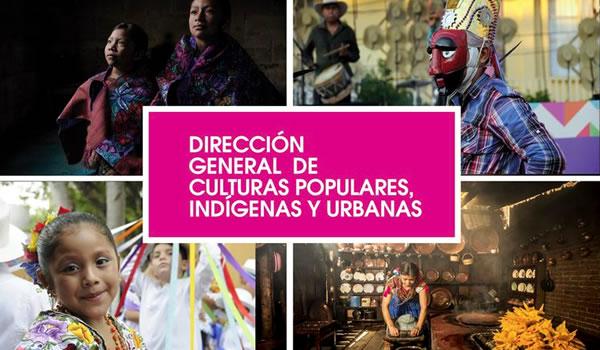 Culturas Populares, Indígenas y Urbanas
