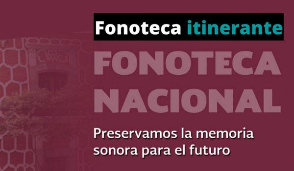 Fonoteca Itinerante
