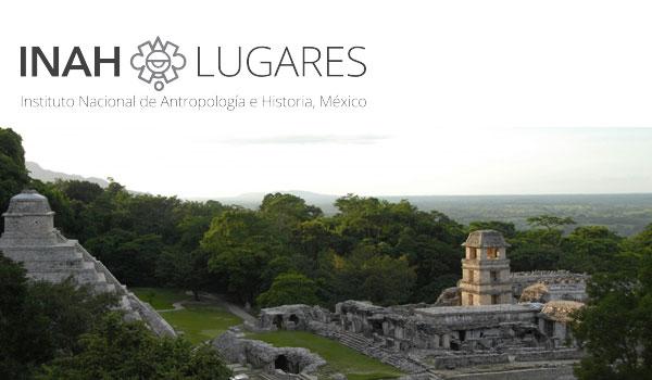 Lugares INAH