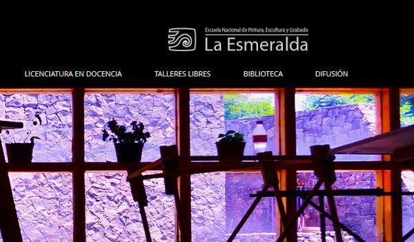 """Escuela Nacional de Pintura, Escultura y Grabado """"La Esmeralda"""""""