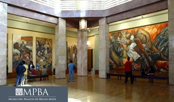 Museo del Palacio de Bellas Artes (MPBA)