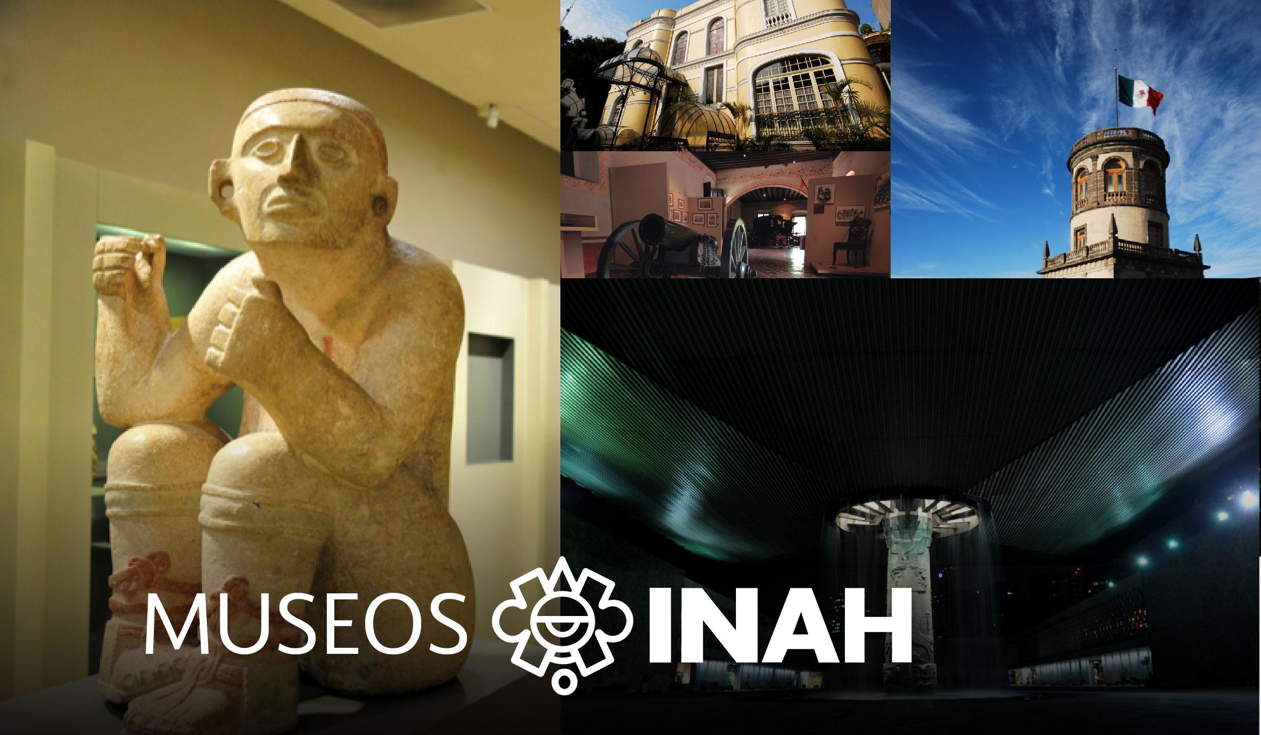 Red de Museos del INAH