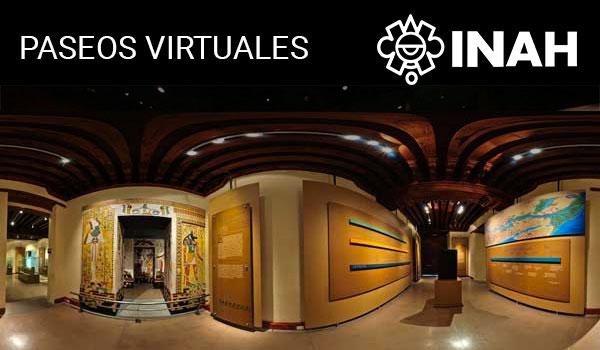 Paseos Virtuales INAH