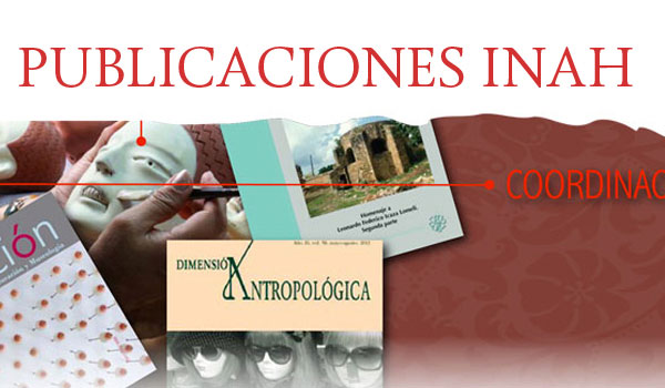 Publicaciones INAH