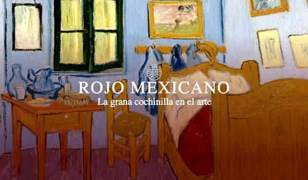 Rojo Mexicano. La grana cochinilla en el arte